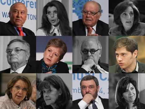 Inter-American Dialogue | XIX Annual CAF Conference | Un poco del mundo para Colombia | Scoop.it