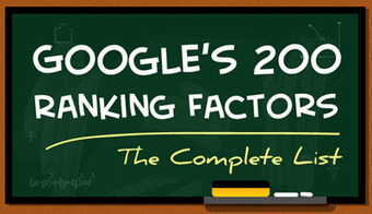 Google Algorithm 200 Ranking Factors - InfoGraphic | SEOBlogger.co | Digital Marketing Fever | Scoop.it