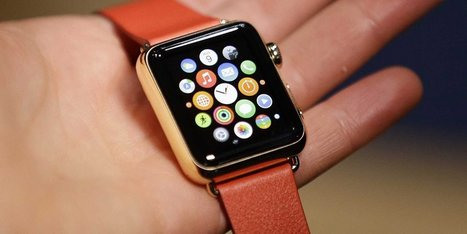First Apple Watch reviews : slow | Wearable computing, wearable connected objects | Scoop.it