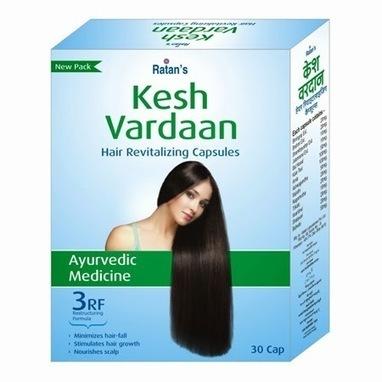 Kesh Vardaan Hair Revitalizing Capsules | Herbal Products | Scoop.it