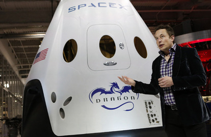 Musk's SpaceX, Orbital ATK Split $14 Billion Pact With Newcomer | Business Transformation | Scoop.it
