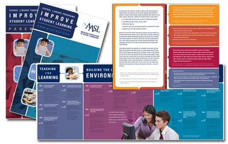 KASL: AASL Advocacy Brochures: School Library Programs Improve ... | Skolbiblioteket och lärande | Scoop.it