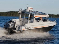 Fiskars' Buster to supply patrol boats for the German police - Good News from Finland | Finland | Scoop.it