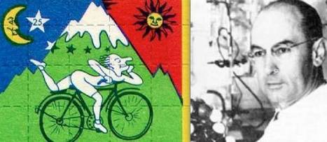 16 avril 1943, Albert Hofmann synthétise par hasard le LSD.   Albert Hofmann & LSD   Scoop.it