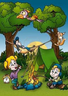 Family Camping: A Great Way To Bond | Camping Tips and Ideas | Scoop.it