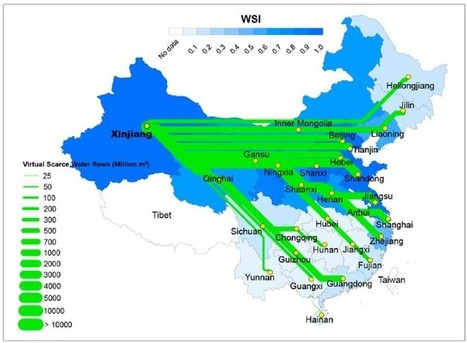 China's hidden water footprint | Sustain Our Earth | Scoop.it