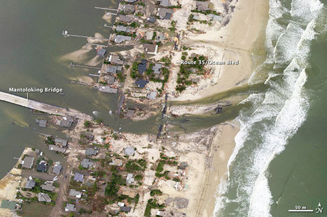 New Jersey Coast: Before and After Sandy : 80beats   GCSE Geography   Scoop.it