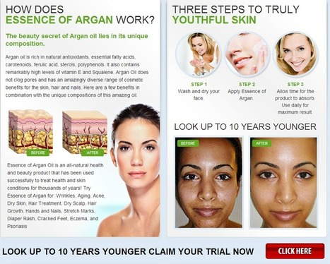 Essence of Argan Review - Free Trial Available | argan oil | Scoop.it
