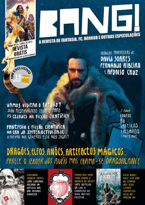 Revista Bang! 14 a partir de 11 Maio na FNAC | BOOKS! books everywhere | Scoop.it