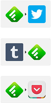 IFTTT Introduce the Feedly Channel | information analyst | Scoop.it