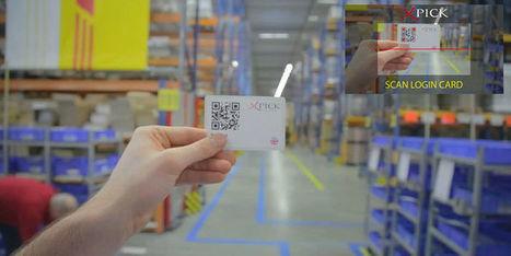 DHL Unit Plans Google Glass Experiment in U.S. Warehouses   qrcodes et R.A.   Scoop.it