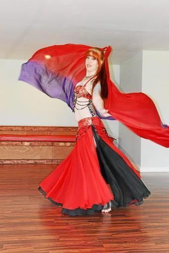For Woodstock belly dancer, practice is empowering and a full workout (videos) - Kingston Daily Freeman | Technology in Art And Education | Scoop.it
