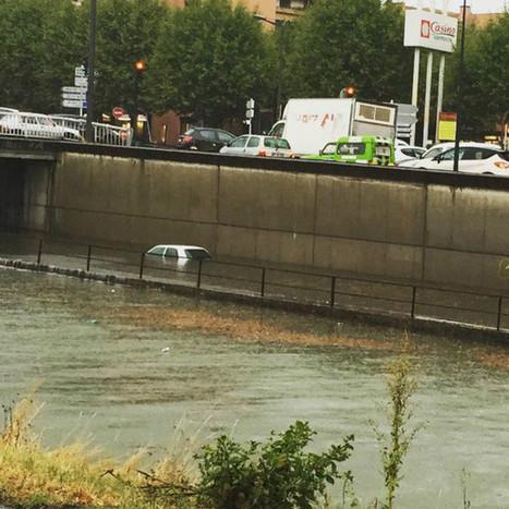 Toulouse reconnu en état de catastrophe naturelle après les inondations de juillet 2015 | Toulouse La Ville Rose | Scoop.it