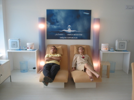 Helping to unwind and rejuvenate through wellness centers | oxygen bars | Scoop.it