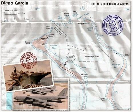 Diego Garcia: Royaume-Uni et Etats-Unis, l'autre Histoire de Vassalité | Madagascar Forces et Faiblesses | Scoop.it