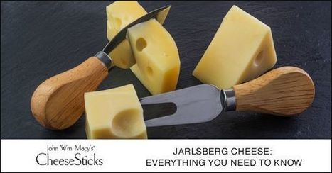 Cheesesticks :: Jarlsberg Cheese: Everything You Need to Know | Gourmet Snacks | Scoop.it