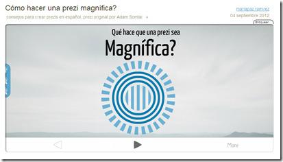 Cómo hacer una prezimagnífica | Magia da leitura | Scoop.it
