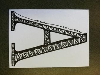 Freebies : ATC AlphaTangles - KitsKorner.Com   Artistic Line Designs-all free   Scoop.it