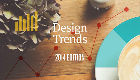 5 big visual design trends for 2014 | Graphic design | Creative Bloq | Curation Revolution | Scoop.it