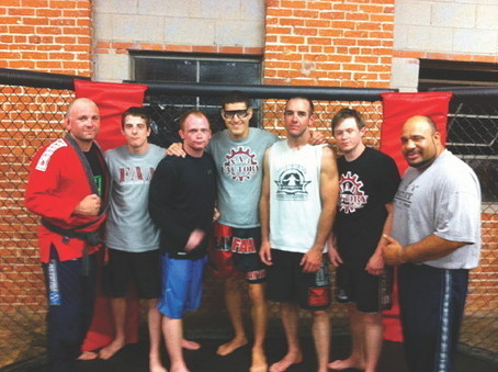Fighting Arts Factory gears up for MMA event - Sentinel and Enterprise | MMA updates | Scoop.it