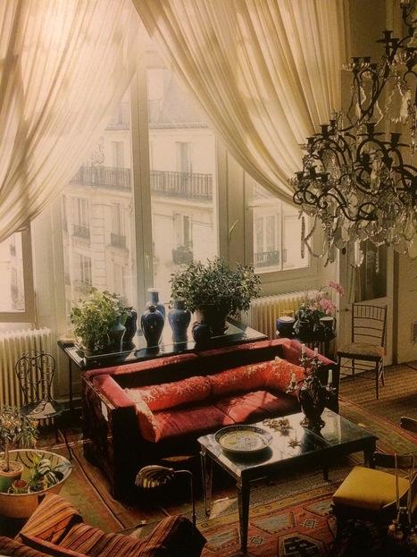 Welke interieurs gaan er schuil achter de historische gevels in Parijs? | Mister McCool | Parijs | Scoop.it