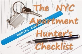 The Apartment Checklist - 7 Commonly Overlook Red Flags for Apartment Hunters to be Aware of | Moving to New York City | Scoop.it