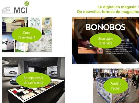 Digitalisation du magasin : les vraies évolutions - Mon Client Digital | Web to store | Scoop.it