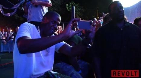 Revolt TV News   Jay Z Enjoys Deadmau5 Set At Made In America   Creativity   Scoop.it