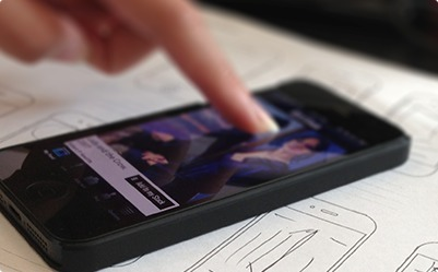 Mobile prototyping: a new paradigm | Feature | .net magazine | Expertiential Design | Scoop.it