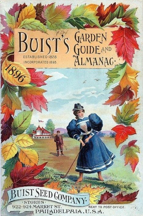 Vintage advertising art | Gardening Life | Scoop.it