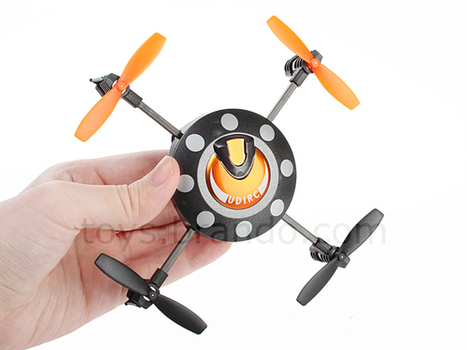 Walkera Ladybird nanocopter clone | VI Tech Review (VITR) | Scoop.it