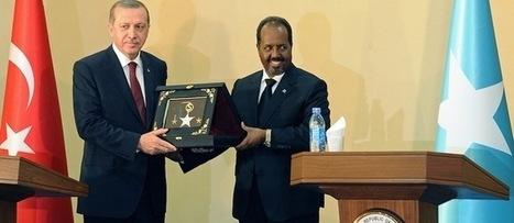 FR Le président turc Erdogan fait ses emplettes en #Somalie #Corne2025 13/02/15 | Corne Éthiopie Économie Business | Scoop.it