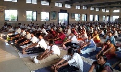 Indian police chief pushes yoga and meditation to strengthen arm of the law | Culture transformation | Scoop.it