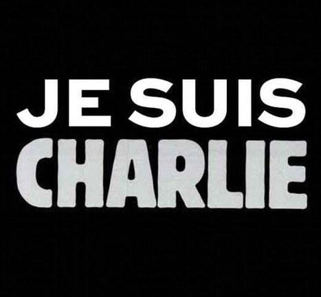 #JeSuisCharlie sweeps Twitter in solidarity with Charlie Hebdo | email | Scoop.it