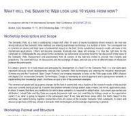 What will the Semantic Web look like 10 years from now? (ISWC 2012) - Prospects and Trends - GNOSS | EDUCACIÓN 3.0 - EDUCATION 3.0 | Scoop.it