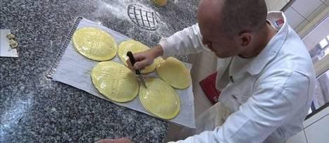 VIDÉO. Christophe Vasseur, roi de la galette ! | Fle gastronomie cuisine | Scoop.it
