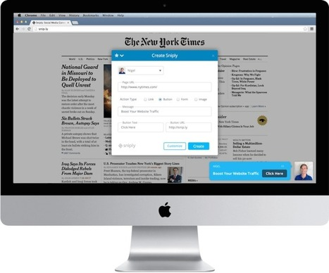 Sniply. Générateur de liens courts et outil marketing | Les outils de la veille | Les outils du Web 2.0 | Scoop.it