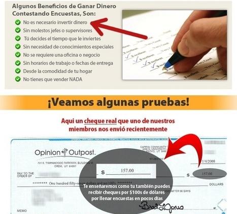 El engaño de ganar dinero contestando encuestas | INTELIGENCIA GLOBAL | Scoop.it