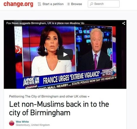 Fox News Expert Said Non-Muslims Don't Visit Birmingham And Created A Meme | Daring Fun & Pop Culture Goodness | Scoop.it
