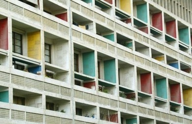 Le Corbusier, béton mais PAS si BRUT | UrbaNews.fr | The Architecture of the City | Scoop.it