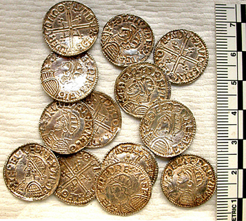 A tantalising mystery: The story behind the huge Anglo-Saxon coin hoard found in Buckinghamshire | Culture24 | L'actu culturelle | Scoop.it