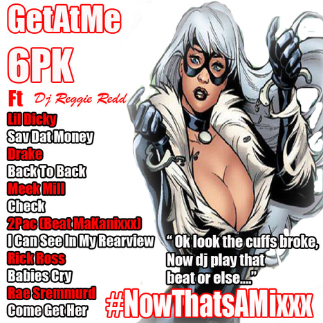 "GetAtMe MixView GetAtMe 6Pk ft Lil Dicky ""Sav Dat Money""... #NowThatsAMixxx 