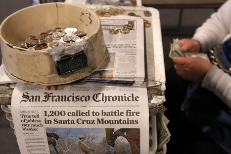 San Francisco Chronicle said to demolish paywall after four months | Technoculture | Scoop.it