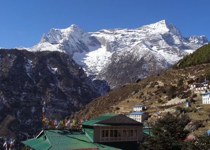 Visit Namche Bazaar, Nepal - Holidays & Tours | Audley Travel | Tourism In Nepal | Scoop.it