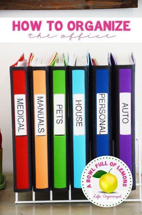 Minimalist | Organized Office Ideas | Scoop.it