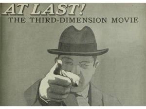 """Plastigrams"" – The 3-D Silent Film 