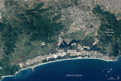 Rio de Janeiro: A Changing City : Image of the Day | Mr Hill's Geography | Scoop.it