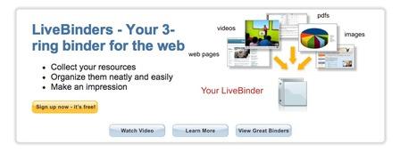 LiveBinder, otra manera de destacar con tus presentaciones online | Edu-Recursos 2.0 | Scoop.it