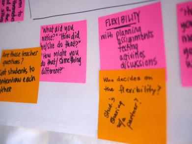 Design Thinking Meets a Community Action Project   Edutopia   dream. design. make.   Scoop.it