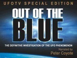 UFOs OUT OF THE BLUE - HD FEATURE FILM - PeaceDigital.TV | News TV Talk Shows | Scoop.it